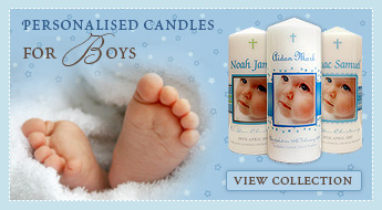 Always Gifts Candles for Boys